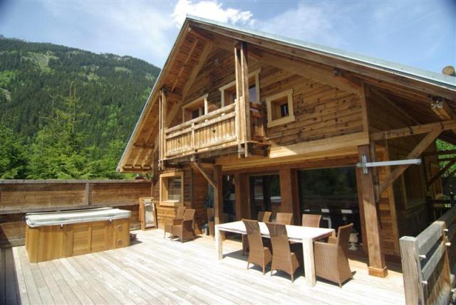 Maison de luxe en location CHAMONIX MONT BLANC, 210 m²