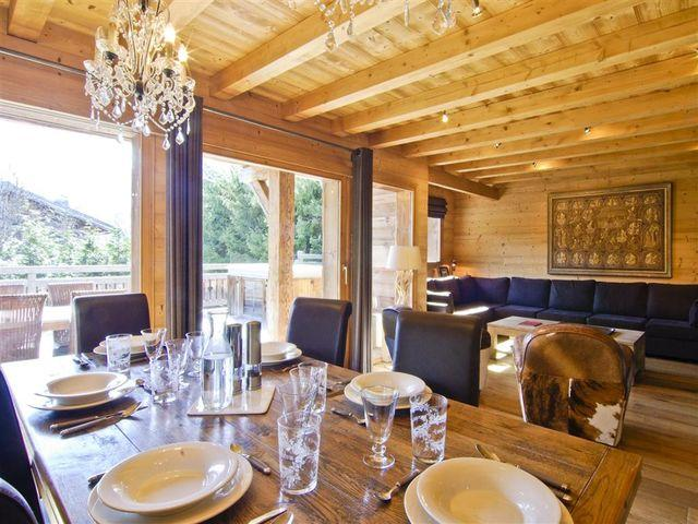 Casale di lusso in affito CHAMONIX MONT BLANC, 210 m², 5 Camere,