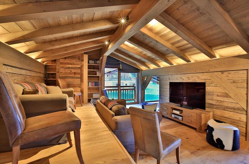 Chalet de luxe à louer CHAMONIX MONT BLANC, 1 m², 7 Chambres,