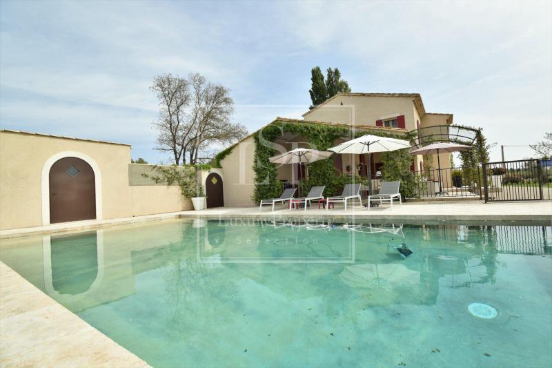 Luxury House for rent MAUSSANE LES ALPILLES, 330 m², 5 Bedrooms,