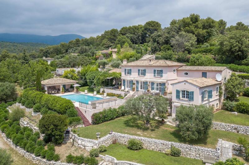 Maison de luxe à louer LA COLLE SUR LOUP, 500 m², 6 Chambres,
