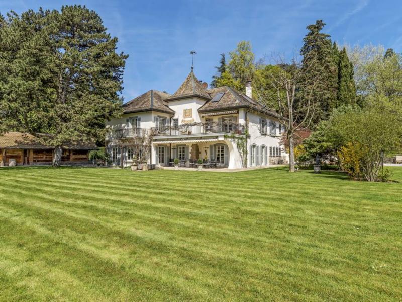 Vente maison de luxe montreux 885 m2 nous consulter for Maison luxe suisse