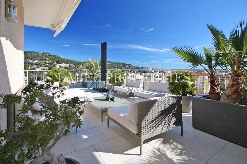 Verkauf Prestige-Wohnung LE CANNET