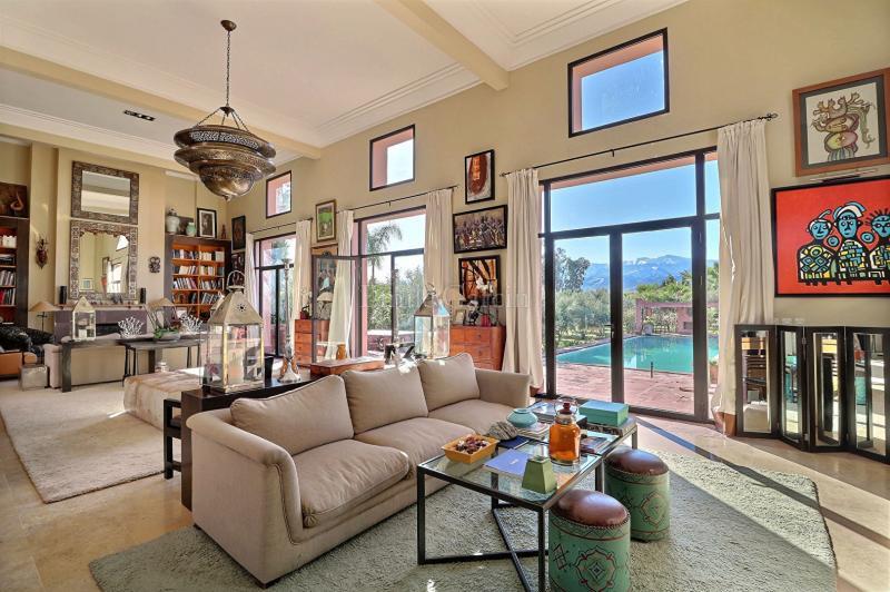 Villa de prestige SOUS MASSA DRAA, 600 m², 4 Chambres, 540000€