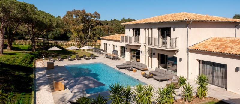 Casa di lusso in affito LA CROIX VALMER, 470 m², 6 Camere,