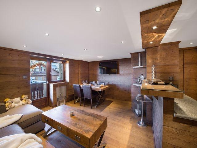 Appartement de luxe à louer COURCHEVEL, 60 m², 2 Chambres,