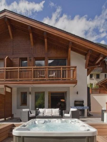 Luxury Chalet for rent CHAMONIX MONT BLANC, 160 m², 4 Bedrooms