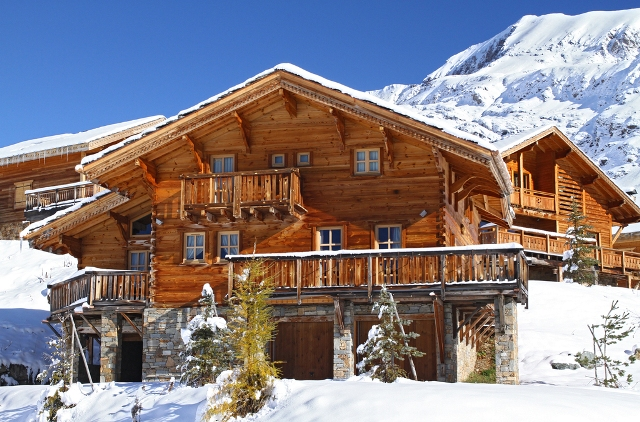 Luxury Chalet for rent L'ALPE D'HUEZ, 240 m², 6 Bedrooms,