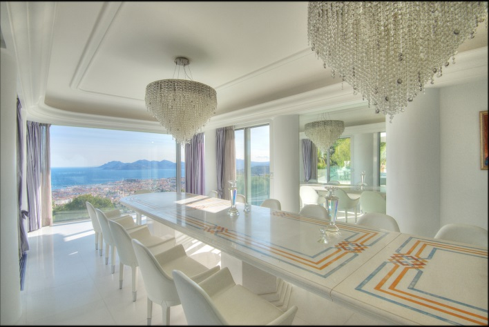 Casa di lusso in affito CANNES, 2300 m², 20 Camere,