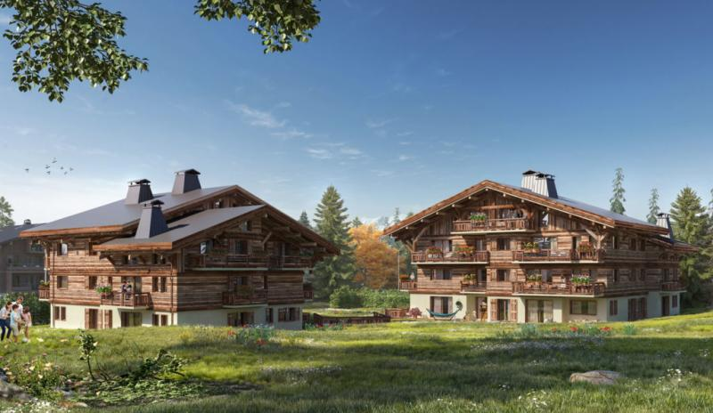 Prestige Apartment MEGEVE, 84 m², 3 Bedrooms, € 1 320 000