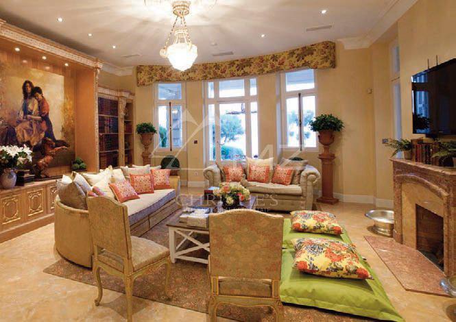 Luxury House for rent ROQUEBRUNE CAP MARTIN, 700 m², 6 Bedrooms,