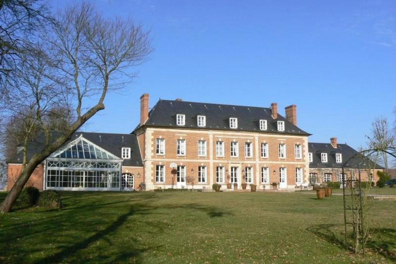 Prestige-Schloss / Herrenhaus CHAUMONT EN VEXIN, 1200 m², 8 Schlafzimmer, 2995000€