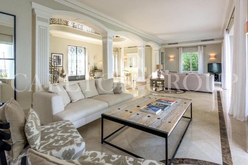 Дом класса люкс в аренду Кап д'Антиб, 600 м², 9 Спальни