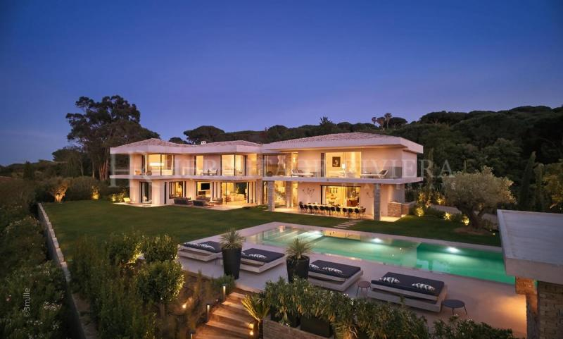 Luxury House for rent SAINT TROPEZ, 600 m², 7 Bedrooms,