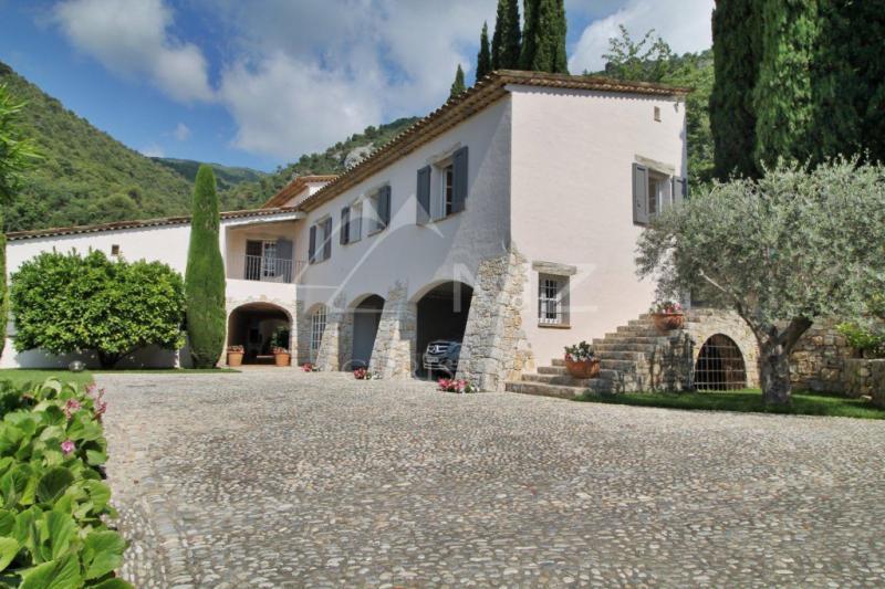 Vente Villa de prestige TOURRETTES SUR LOUP