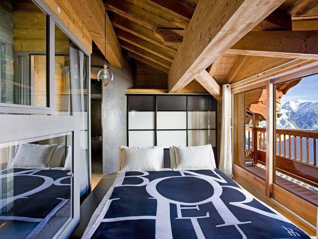 Casale di lusso in affito COURCHEVEL, 320 m², 5 Camere,