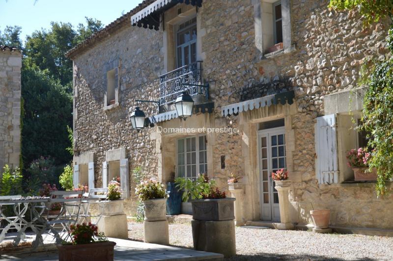 Château / Manoir de prestige MOURIES, 250 m², 6 Chambres, 1710000€