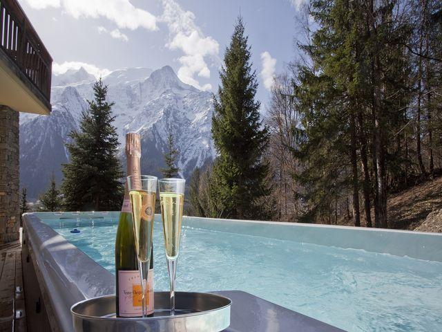 Luxury Chalet for rent CHAMONIX MONT BLANC, 550 m², 7 Bedrooms,