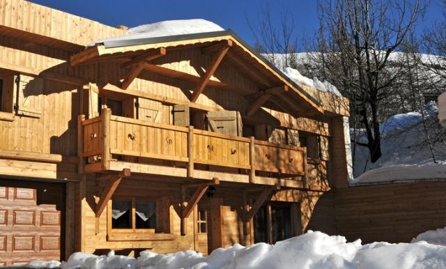 Luxury Chalet for rent LES DEUX ALPES, 180 m², 5 Bedrooms,
