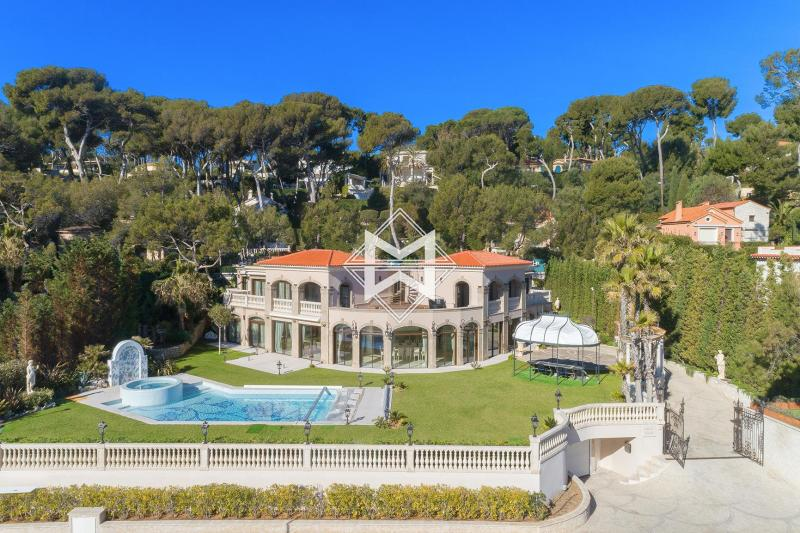 Vendita Villa di prestigio CAP D'ANTIBES
