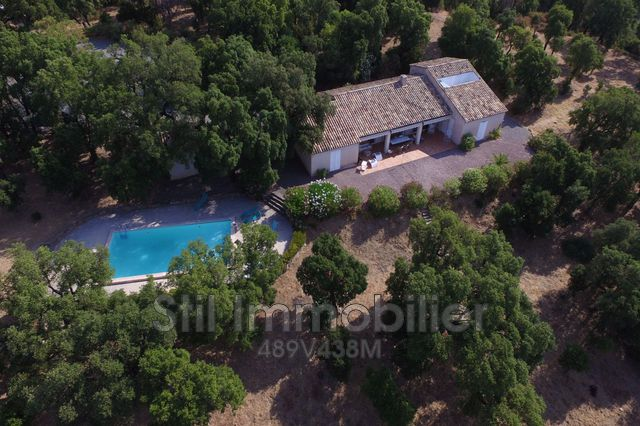 Verkoop Prestigieuze Huis SAINTE MAXIME