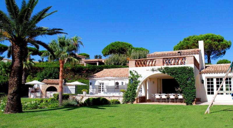 Luxury House for rent RAMATUELLE, 6 Bedrooms,