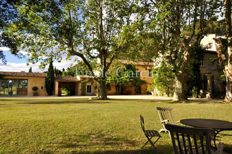 Location Maison de prestige BOULBON