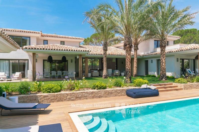 Villa de prestige SAINT TROPEZ, 474 m², 6 Chambres, 14500000€