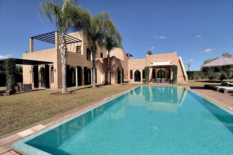 Villa de prestige SOUS MASSA DRAA, 450 m², 4 Chambres, 670000€