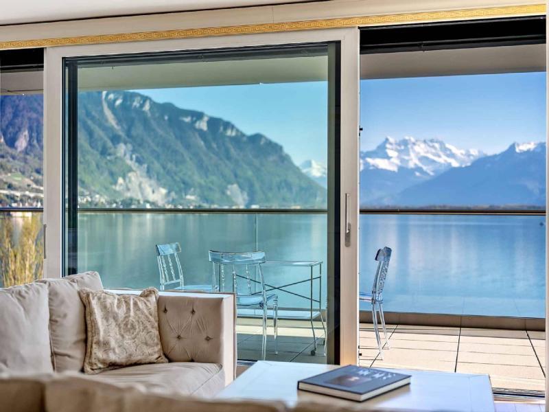 Vente Appartement de prestige Montreux