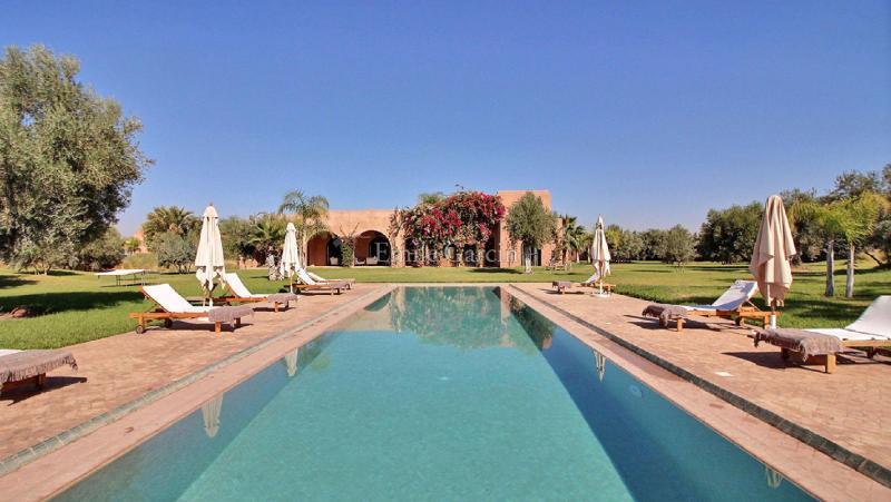 Villa de prestige MARRAKECH, 500 m², 6 Chambres, 1900000€