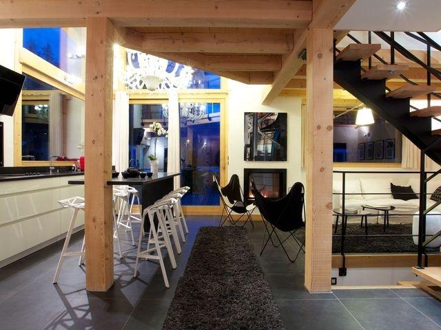 Maison de luxe à louer CHAMONIX MONT BLANC, 360 m², 9 Chambres