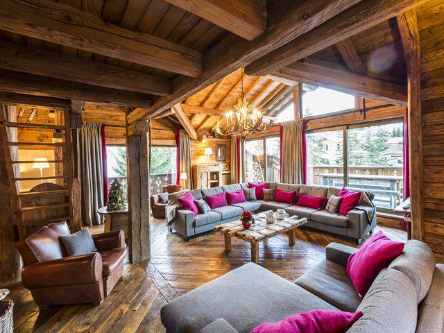 Casale di lusso in affito COURCHEVEL, 360 m², 5 Camere,