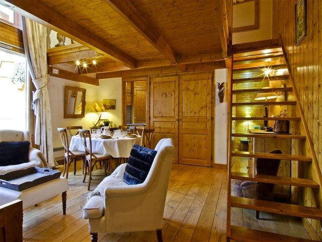 Luxus-Wohnung zu vermieten CHAMONIX MONT BLANC, 85 m², 3 Schlafzimmer