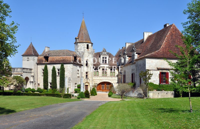Verkoop Prestigieuze Kasteel/landhuis PERIGUEUX