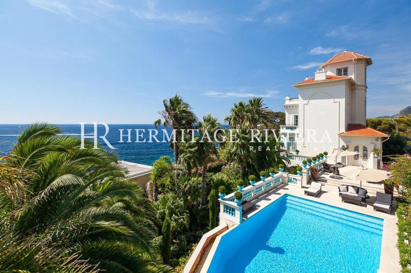 Luxus-Haus zu vermieten CAP D'AIL, 350 m², 7 Schlafzimmer,