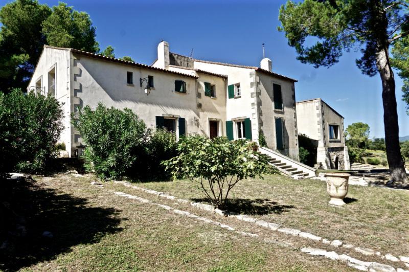 Sale Prestige House MAUSSANE LES ALPILLES