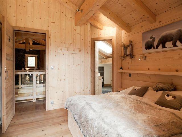 Chalet de luxe en location ARGENTIERE, 200 m², 5 Chambres