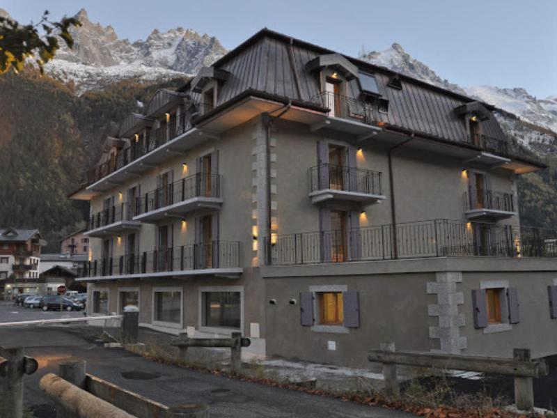 Luxus-Wohnung zu vermieten CHAMONIX MONT BLANC, 110 m², 3 Schlafzimmer,