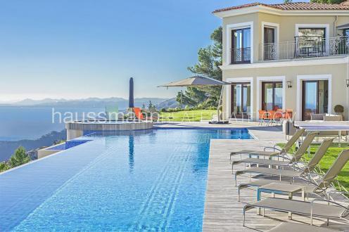 Luxus-Haus zu vermieten EZE, 400 m², 8 Schlafzimmer,