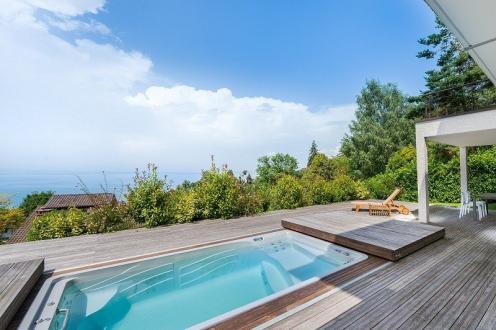 Luxus-Villa zu verkaufen EVIAN LES BAINS, 220 m², 5 Schlafzimmer, 2000000€