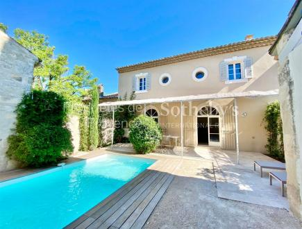 Luxury House for sale MAUSSANE LES ALPILLES, 100 m², 2 Bedrooms, €880000