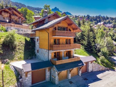 Luxus-Chalet zu verkaufen MERIBEL LES ALLUES, 235 m², 9 Schlafzimmer, 2890000€