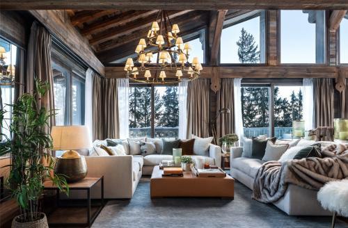 Luxe Huis te huur COURCHEVEL, 700 m², 6 Slaapkamers,
