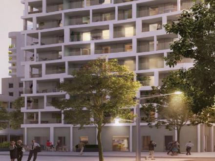 Appartement de luxe à vendre LYON, 61 m², 2 Chambres, 507528€