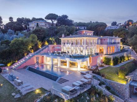 Maison de luxe à louer CANNES, 850 m², 9 Chambres,