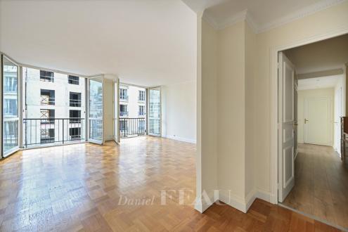 Квартира класса люкс на продажу  Париж 6ой, 104 м², 2 Спальни, 1725000€