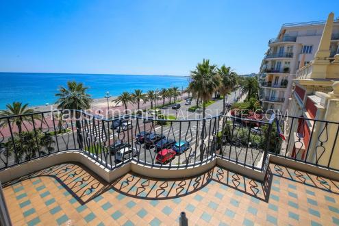 Luxus-Wohnung zu verkaufen Nizza, 86 m², 2 Schlafzimmer, 990000€