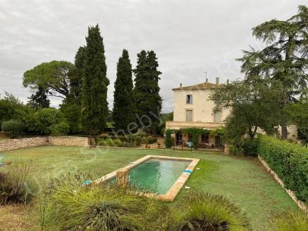 Farm de luxe à vendre SOMMIERES, 1200 m², 4 Chambres, 2067000€