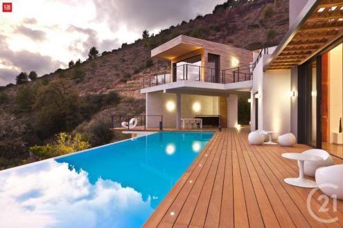 Luxus-Haus zu vermieten EZE, 300 m², 6 Schlafzimmer, 48000€/monat
